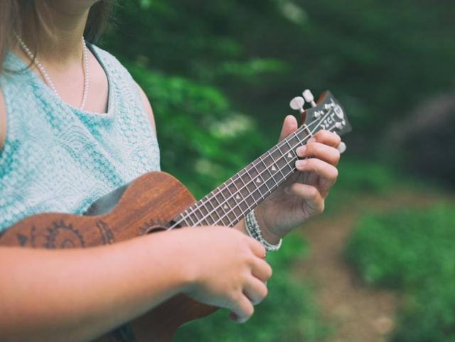 Persoonallinen ukulele